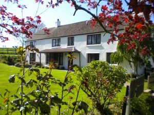 Tremaine Farm Bed and Breakfast accommodation near Looe, Cornwall
